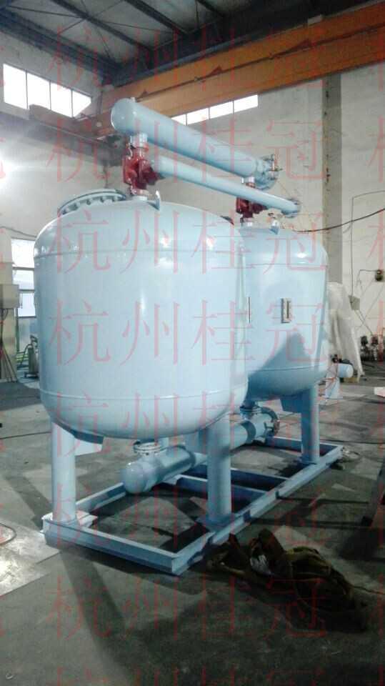 自动反冲排污过滤器,冷却塔吸垢器